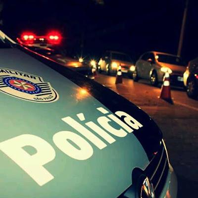 POLÍCIA MILITAR PRENDE MELIANTE QUE ROUBOU LANCHONETE EM CAJATI
