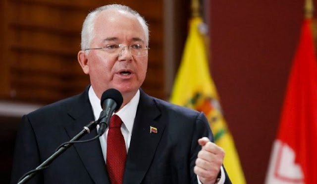 """Rafael Ramírez: """"Tenemos que trabajar para recomponer los espacios de Chávez"""""""