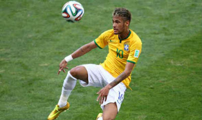 Neymar Tops Footballers List Named for Rio 2016 Olympic Games