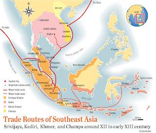 Faktor Penyebab & Latar Belakang Kedatangan Bangsa Barat ke Indonesia