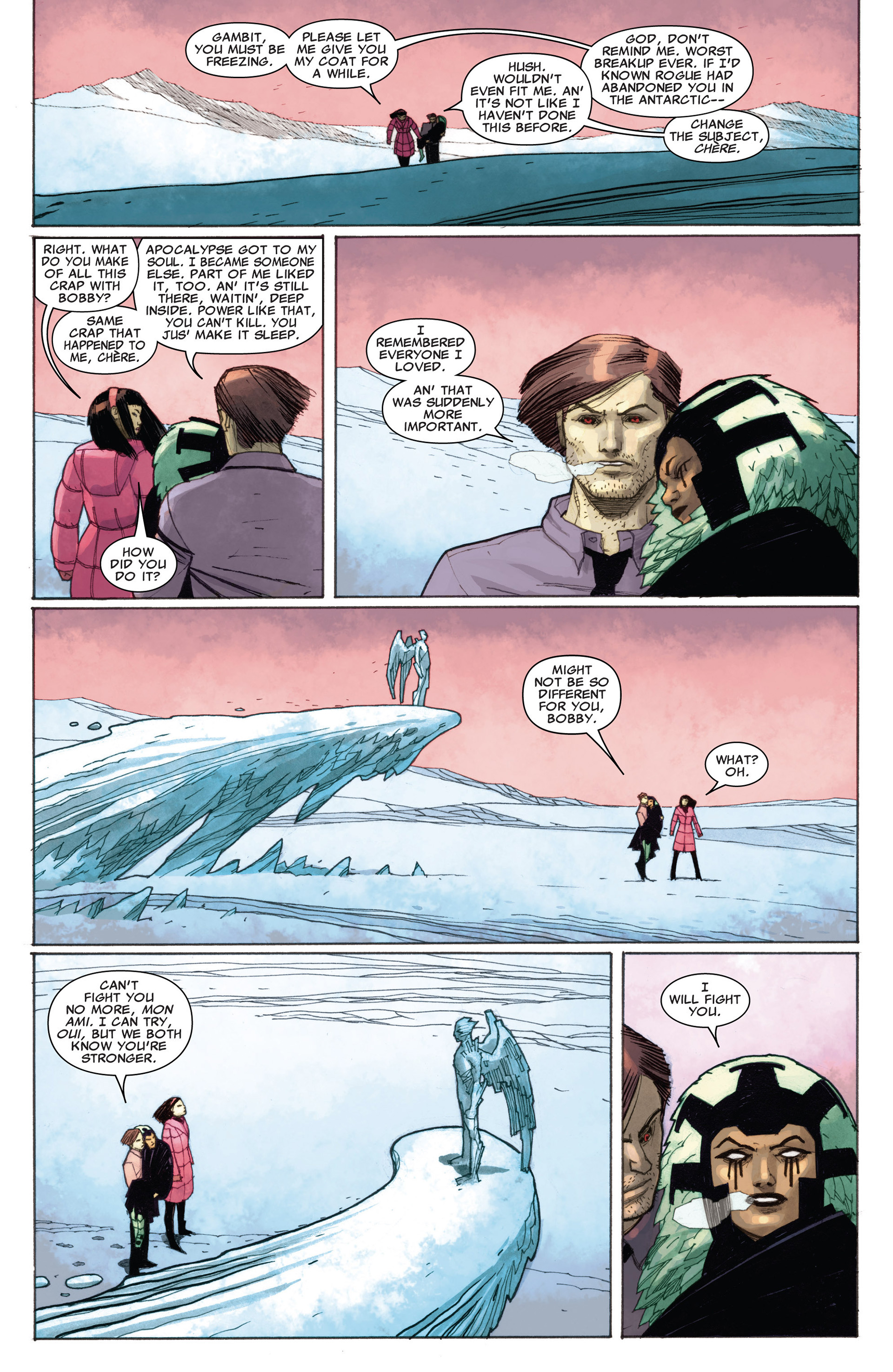 Read online Astonishing X-Men (2004) comic -  Issue #65 - 13