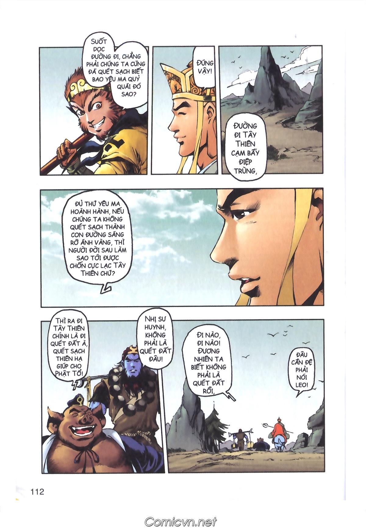 Tây Du Ký màu - Chapter 112 - Pic 33