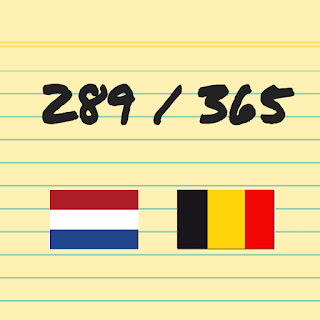 Belgie - Nederland #289