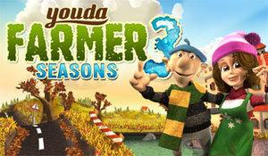 تحميل لعبة مزرعة يودا Youda Farmer 3 الجديدة مجانا