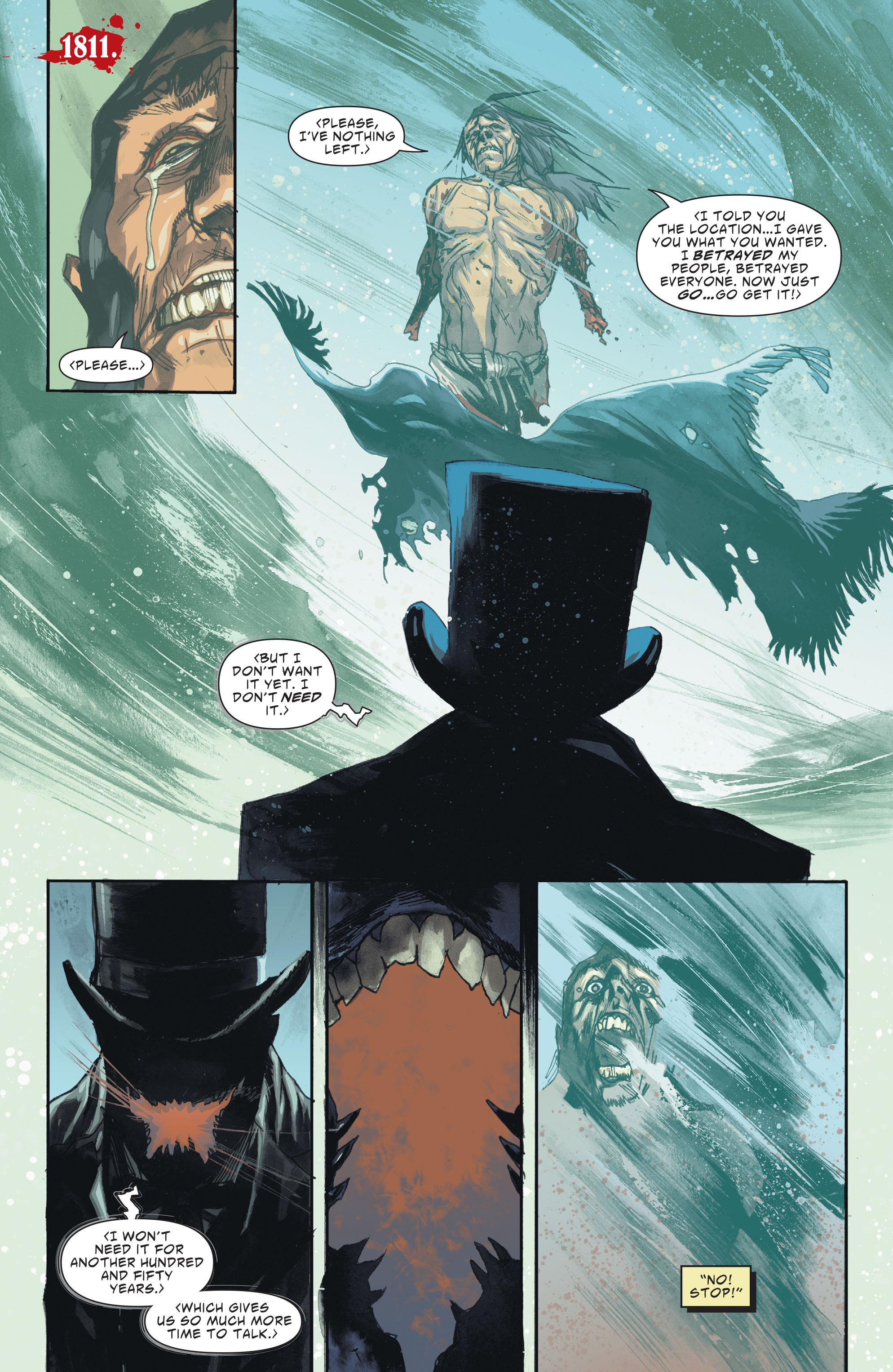 Read online American Vampire: Second Cycle comic -  Issue #4 - 2