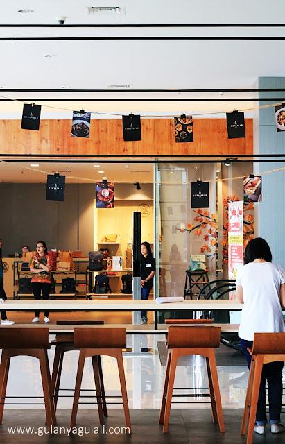 Cozyfield  Cafe Pertama Gramedia