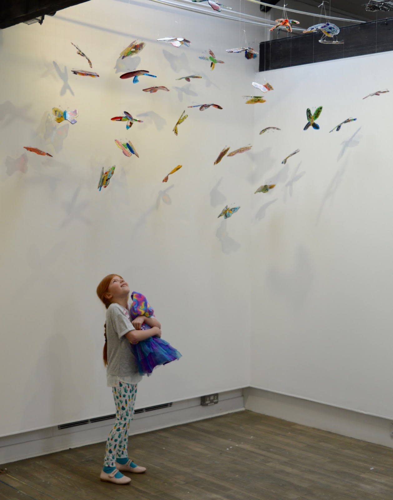 Arts Centre Washington | Events for Families (feat. Chalk's 1960's Family Rave) - butterflies