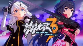 Honkai Impact 3rd Apk Mod God Mode