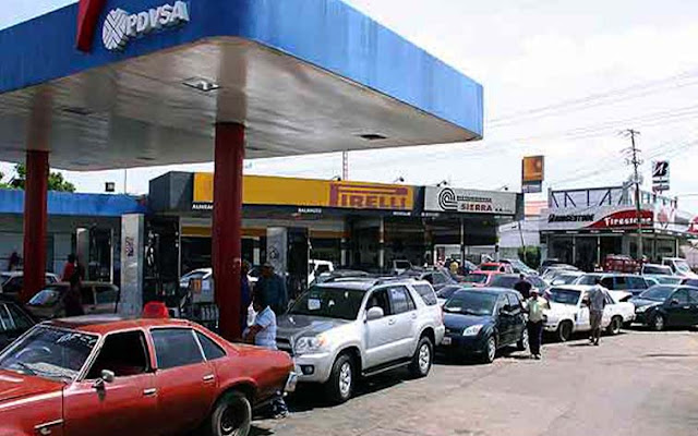 Oficial : Quien no cense tendrá que pagar gasolina a precio internacional
