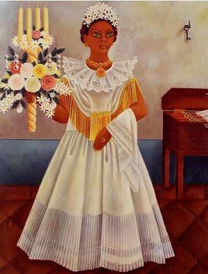 Novia de Tehuantepec (1950), Rosa Rolanda Covarrubias