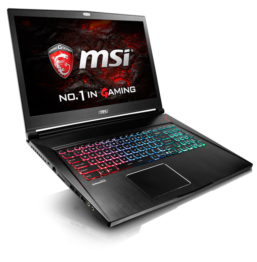 MSI GS63VR Gaming Laptop With NVIDIA GTX 1070 Unveiled