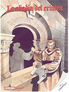 Videojuego La abadía del crimen