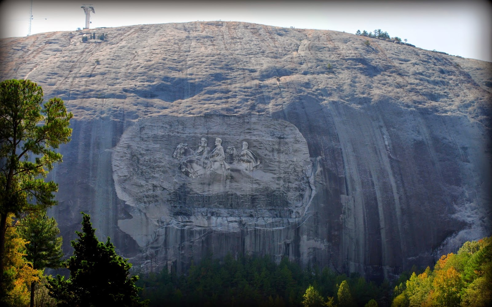 The Carpetbagger Stone Mountain Rushmore Of The South