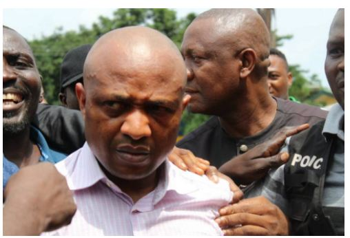 "'Evans the Kidnapper Must Go to Jail""- IG of Police Declares"