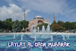laylat al-qadr messages