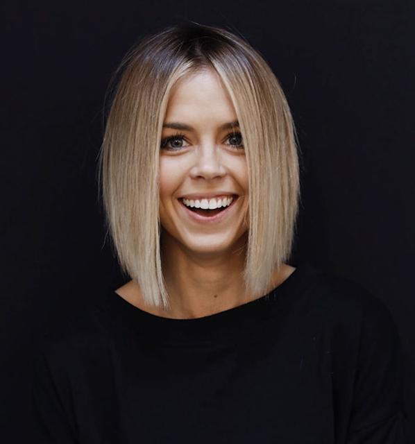 short straight hair styles 2019
