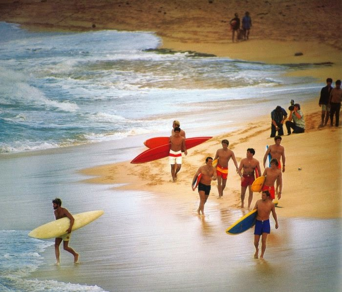 1960s Surf Trips Down South: When Surfing Is More Popular Than Ever: Stunning Pictures