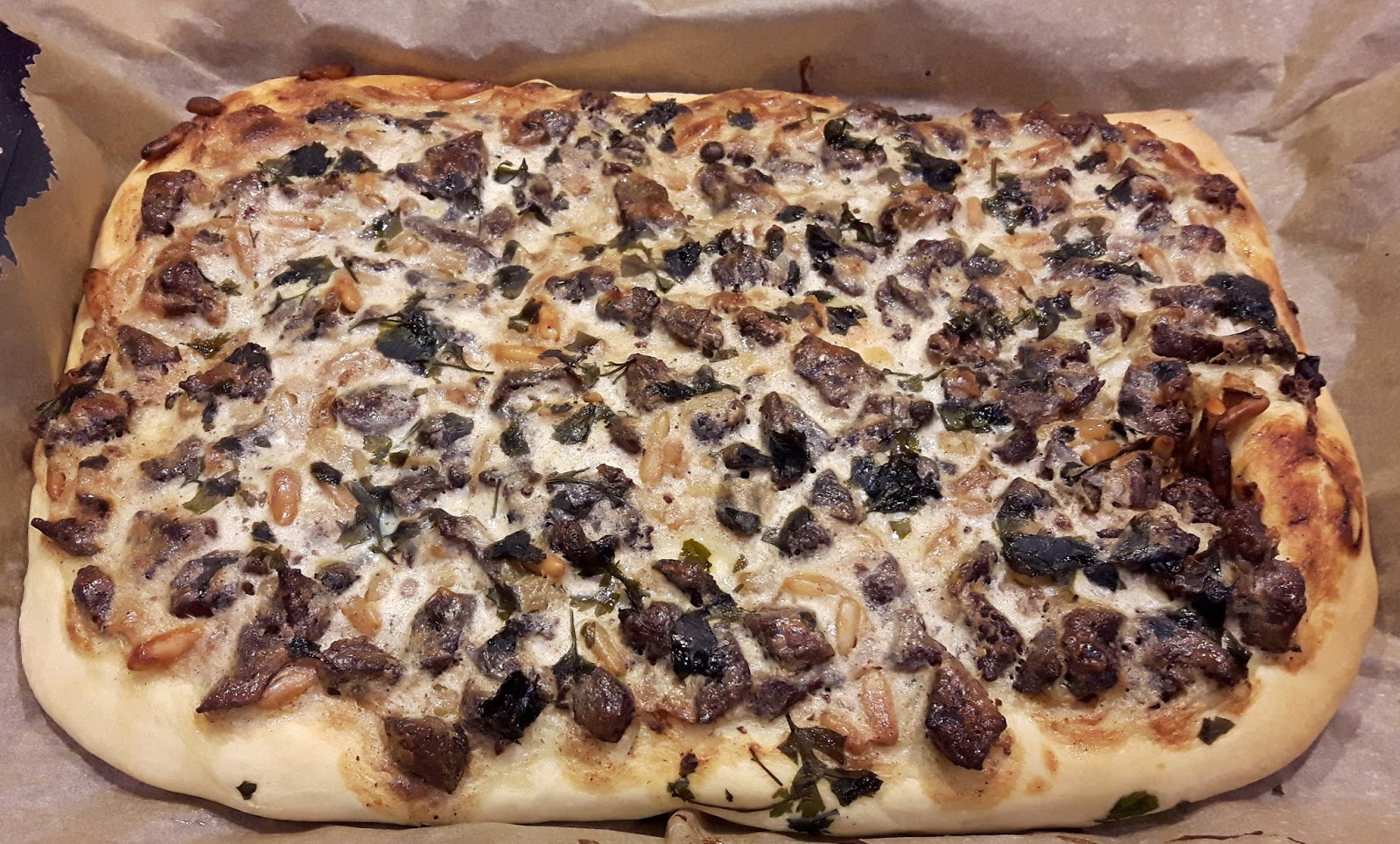 Pizza Libanska Kuchnia Magdaleny