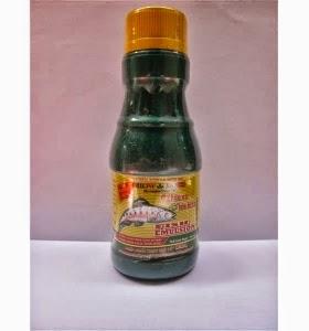 Phân cá (Giá 20k/ 1 chai 100ml)
