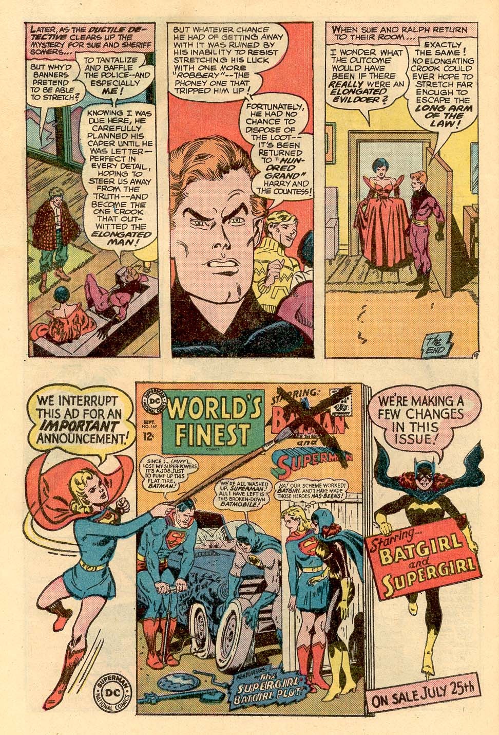 Detective Comics (1937) 367 Page 31