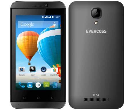 Spesifikasi & Harga Evercoss Winner T3, Ponsel Android Lollipop 4G LTE Murah
