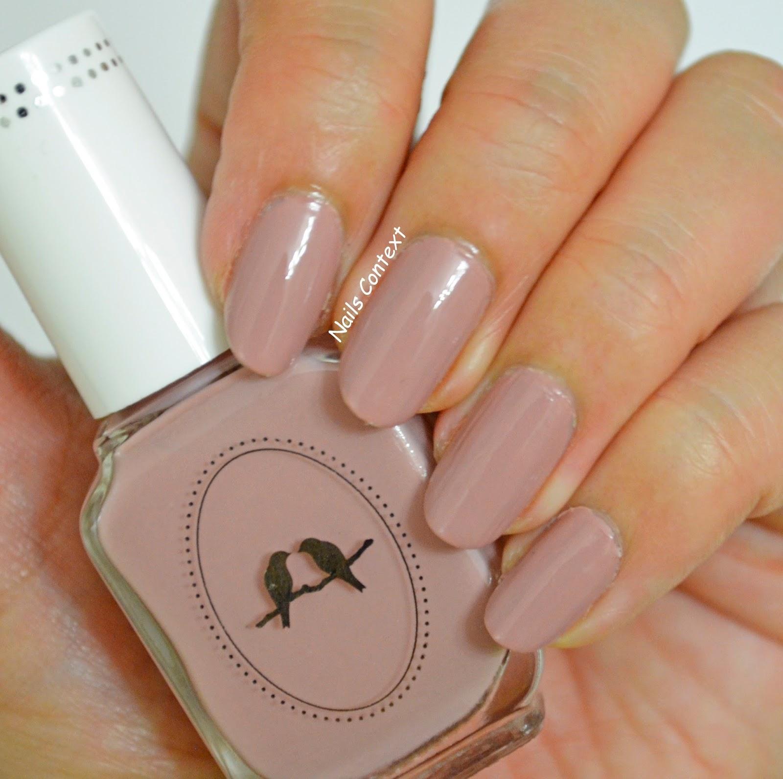 Nails Context: Chloe and Isabel Nail Polish