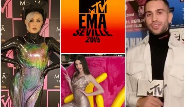 #MTV2019: MTV EMA's Awards 2019 Full Winners List