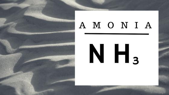 Amonia (NH3)