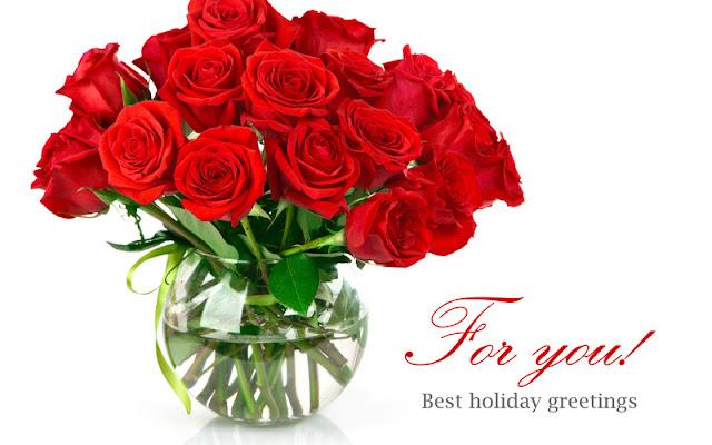 Hoa hồng đỏ tặng bạn gái