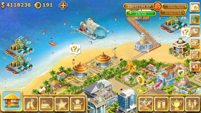 Paradise Island Mod v3.3.3 Apk Android