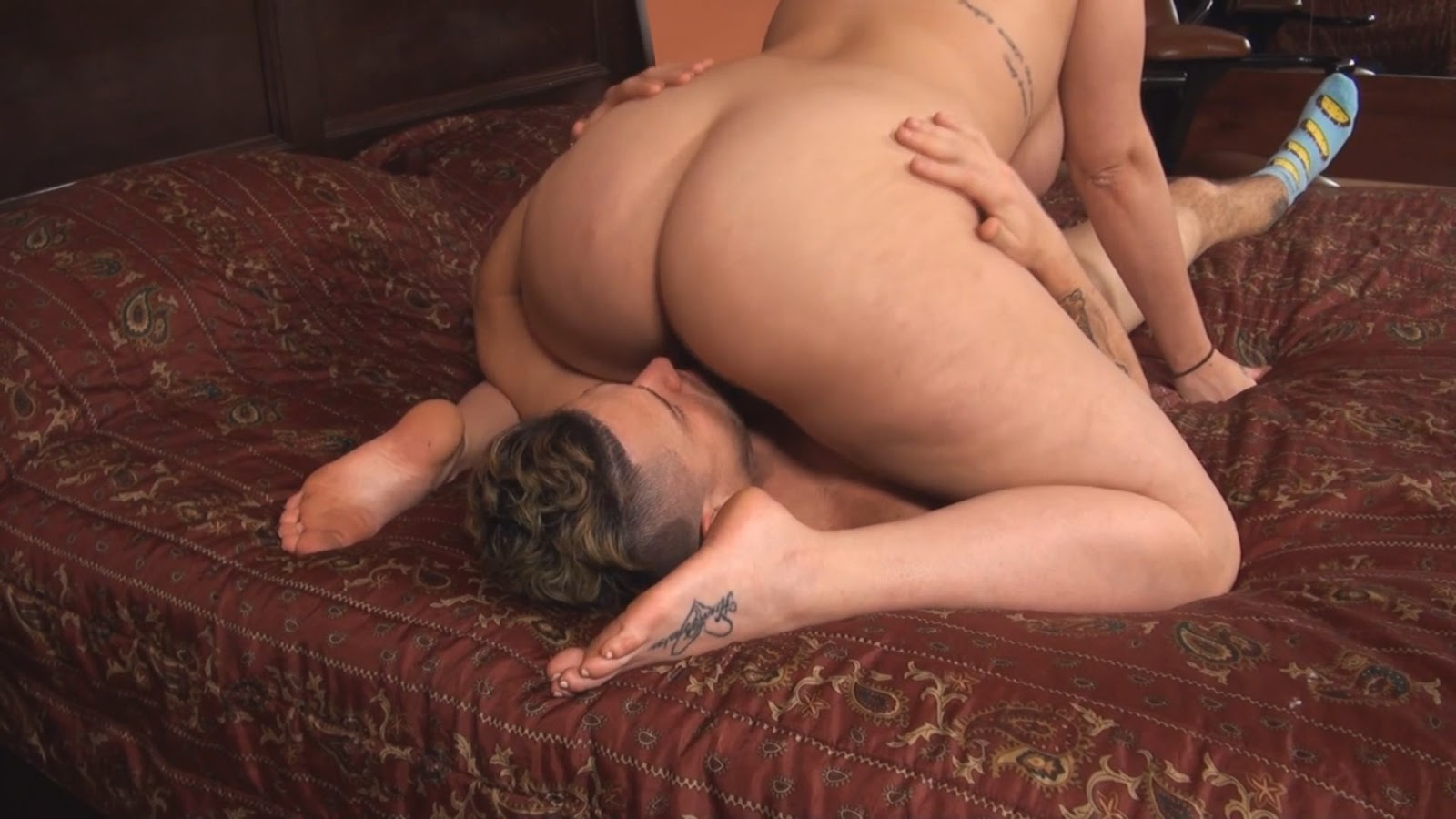 Blonde Milf Sex Slave Training