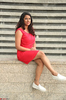 Shravya Reddy in Short Tight Red Dress Spicy Pics ~  Exclusive Pics 067.JPG