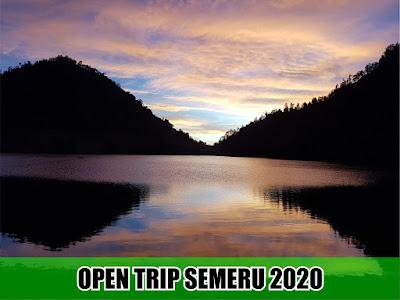 Open Trip Pendakian Gunung Semeru Tahun 2020 Januari Februari Maret April Mei Juni Juli Agustus September Oktober November Desember