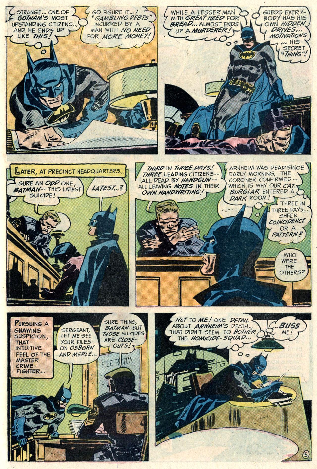 Detective Comics (1937) 426 Page 6