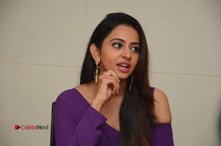 Actress Rakul Preet Singh Latest Stills in Beautiful Long Dress  0182.JPG