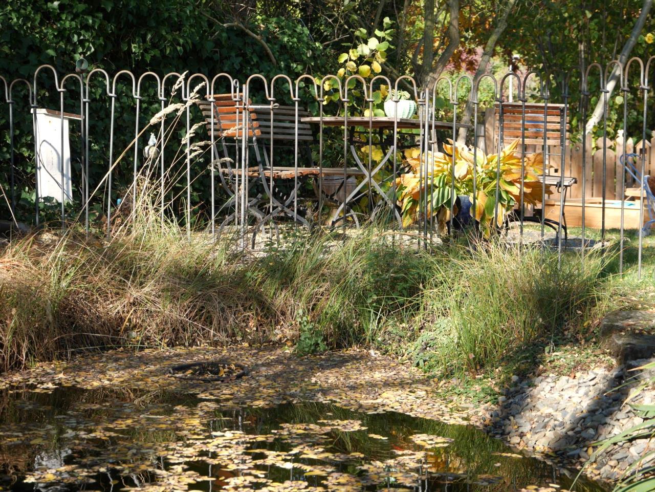 Teich Und Steckzaune Von Www Melabel Be