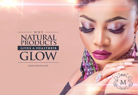 Why natural products gives a healthier glow