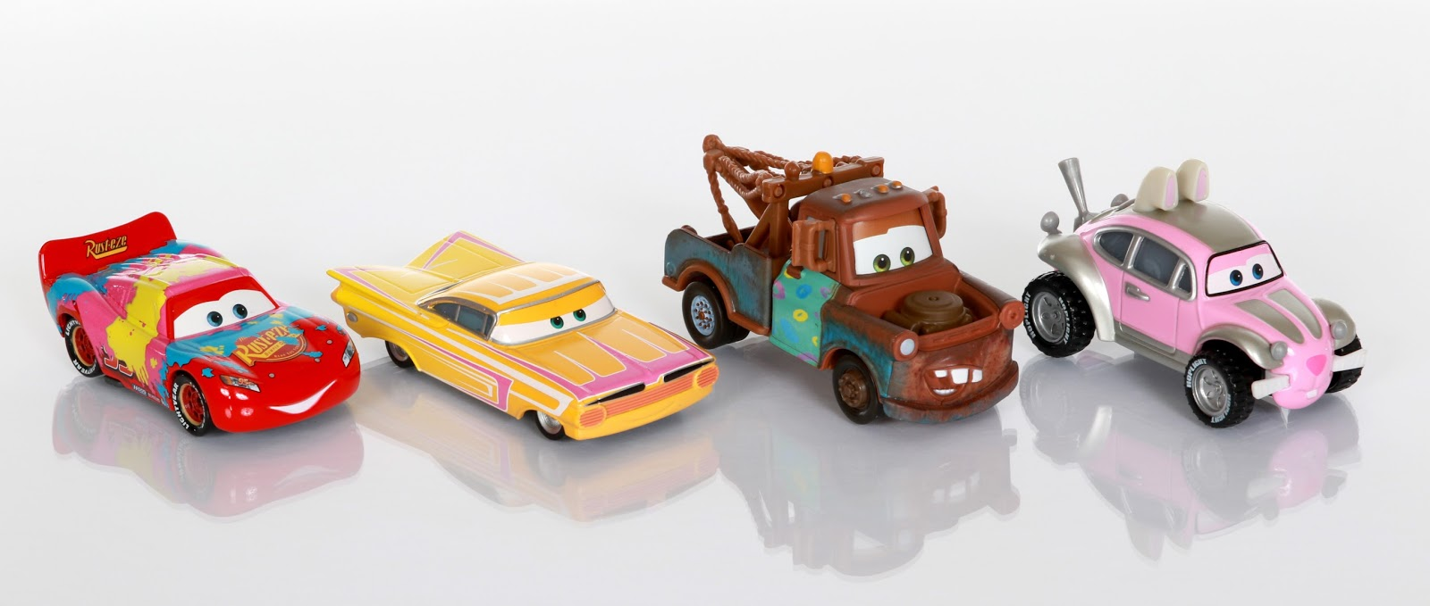 mattel mater and the easter buggy diecast cars