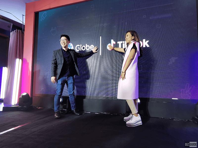 Globe announces new TIKTOK promos, #CreateWithLove campaign