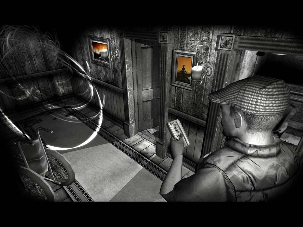 danger ghost games