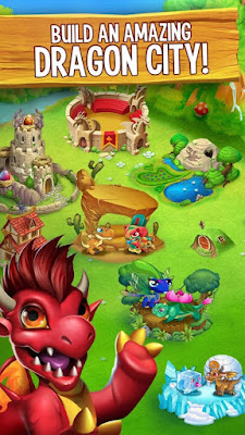 Dragon City Mod v3.8.1 Apk Android Terbaru