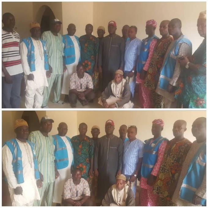 KwaraSouth2019: Association declares support for Senator Rafiu's re-election bid