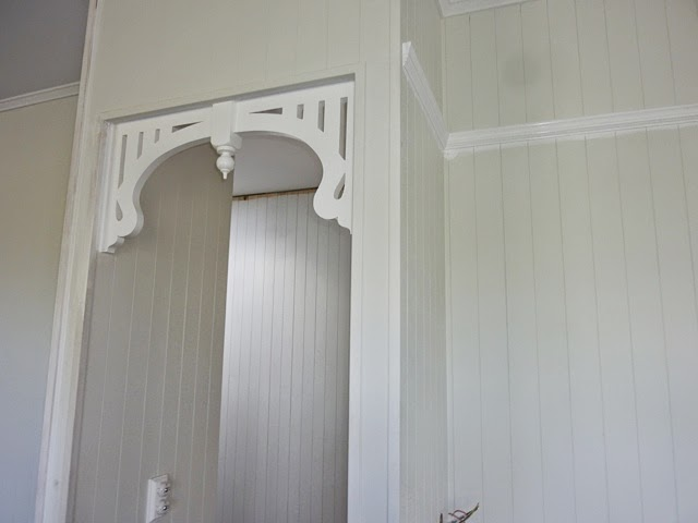 Renovating A Queenslander Mouldings Picture Rails