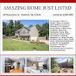 Amazing Home Just Listed-Stafford, Va