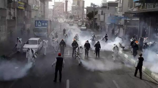 Δραματικές ώρες στο Ιράν – Πάνω από 500 νεκροί, ο στρατός βγήκε στους δρόμους