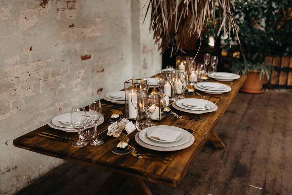 STYLED ECLECTIC WEDDING INSPIRATION SHOOT BOHO FLORALS IN THE WILDS OF SOMEPLACE ALBANY WA