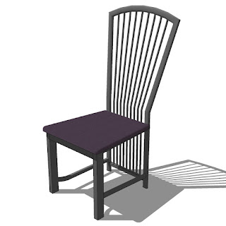 Sketchup - Chair-046