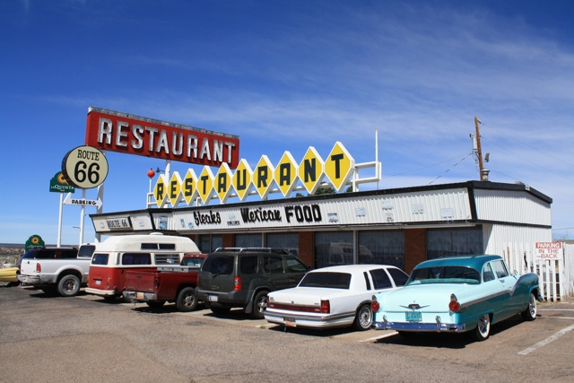 The Traveling Spoon A Taste Of Americana The Route 66