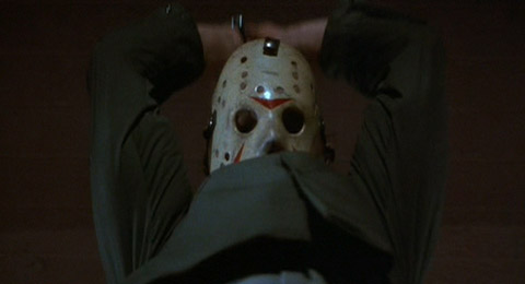 A More Graphic Demise For Andy In Part 3 Friday The 13th The