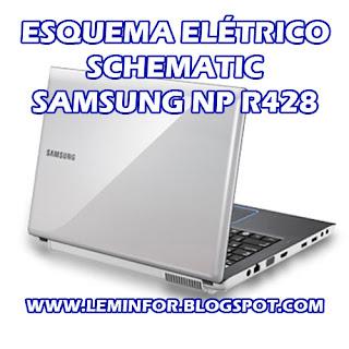 Esquema Elétrico Notebook Samsung NP R428 Service Manual schematic Diagram Notebook Samsung NP R428 Esquema Eléctrico Notebook Samsung NP R428